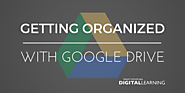 How to Organize Google Drive