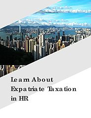 Expatriate Taxation in HR - PdfSR.com