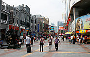 Shangxiajiu Pedestrian Street in Guangzhou | Welcome To China