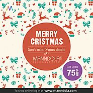 Wishes You All MERRY CHRISTMAS From Manndola.com