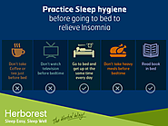 People suffering from chronic Insomnia can ...