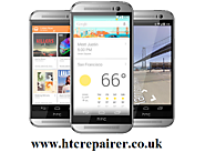 HTC One M8 Screen Repair UK | www.htcrepairer.co.uk