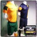 SGP 006: @Socceroos connecting with fans and look at @LAKings trash talk