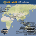 SGP 011: Introducing Sports Trendsmap for #ALvMU & advanced Facebook targeting using CRM