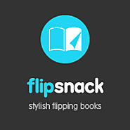 FlipSnack | PDF to Flash page flip - flipbook software