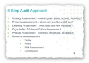 6 Step Social Media Audit Plan - Part 3 for Internal Auditors