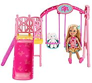 Best Barbie Sisters Chelsea Swing Set Review 2015