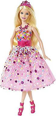 Barbie Birthday Doll Review