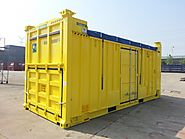 Multipurpose Open Top Container - Intermodal Solutions Group