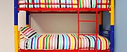 Know Some Facts about the Colourful Bunk Beds