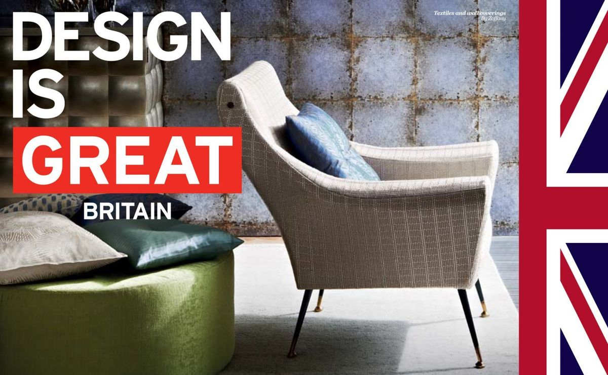 Headline for British Furniture