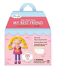Sew-Your-Own My Best Friend Doll, Blonde