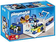 Playmobil Animal Vet Operating Room