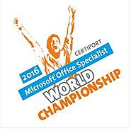 SchoolNet SA - IT's a Great Idea: Think about entering the 2016 Microsoft Office Specialist World Championship for st...