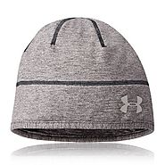 Under Armour Women's UA ColdGear® Infrared Run Reflective Beanie