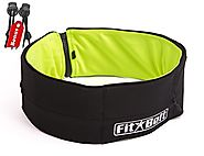 FitBelt -Premium Running Belt & Fitness workout belt