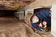 Adding Ventilation To Your Crawlspace | DoItYourself.com