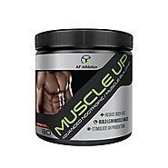 MUSCLE UP Advanced Nootropic/Muscle Building! Stimulant Free Preworkout