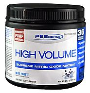 Physique Enhancing Science High Volume Pre Workout, Stimulant Free Supplement