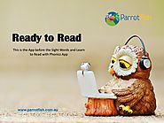 Ready to Read | Parrot Fish Sight Words App