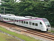 Enjoy a Ride on the KLIA Express Train