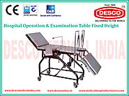 Operation Table Manufacturers