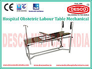 Obstetric Labour Table - Manufactures & Exporters India