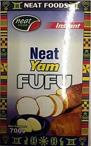 Neat Foods Instant Yam Fufu 700g