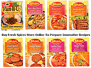 Buy Fresh Spices Store Online to Prepare Innovative Recipes
