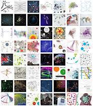 A visual exploration on mapping complex networks
