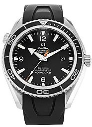 007 James Bond Watch - Replica Omega Seamaster Planet Ocean James Bond Limited Edition 2907.50.91
