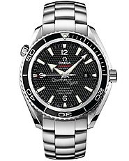 Replica Omega James Bond Watches - Replica Omega Seamaster Planet Ocean Quantum of Solace 222.30.46.20.01.001