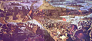 Cortés Tries to Take Tenochtitlan