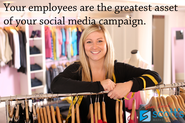 The Best Social Media Campaigns Utilize All Employees