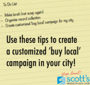 Help Your Community Thrive With a Buy Local Campaign