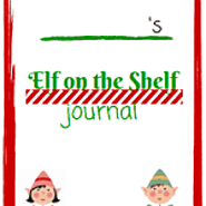 Elf on the Shelf Journal Free Printable