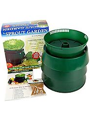 Sprout Garden Complete Micro Greens Starter Kit