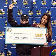 Chef Wins big in New York Lottery - Lotto News