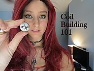 Coil Building 101 - Basic Rebuildable Atomizer Build 101 using Dark Horse RDA