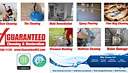 Guaranteed Carpet Cleaning & Water Damage Restoration - About - Google+