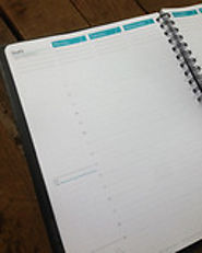 Get The Undated Weekly Planner From NeuYear