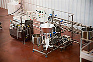 Advanced Technology Is helping to Increase Production in Milk processing plants