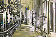 Steps to set up milk processing plants