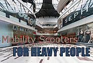 Extra Heavy Duty Mobility Scooters For Obese People
