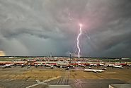 What to Do If Bad Weather Screws Up Your Flight