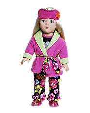 Beddie-Bye Dollie - 18 inch Play Doll - Dollies & Dollie Outfits