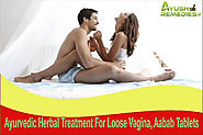 Ayurvedic Herbal Treatment For Loose Vagina, Aabab Tablets