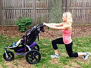 Easy Exercises You Can Do With a Baby Stroller