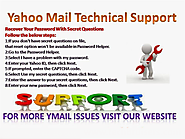 Resolve Yahoo Mail Log In Problems and Account Hacking Issues