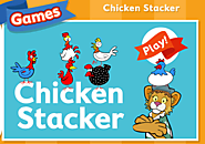 Between the Lions . Chicken Stacker | PBS KIDS!